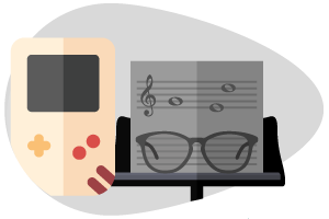 Sight-reading games